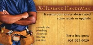 X-Husband Handyman Services