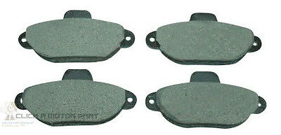 FIAT SEICENTO  CINQUECENTO ALL MODELS FRONT BRAKE DISC PADS SET OF 4 NEW