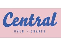 New Opening: Central Oven and Shaker – Looking for FOH team members! FT & PT Permanent Contracts