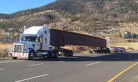 Heavy Haul Truck Driver