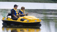 ARGO ATV / BOAT  -  GO ANYWHERE!!  GREAT for the COTTAGE!!
