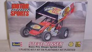 Revell-1-24-Steve-Kinser-Bass-Pro-Shops-Sprint-Car
