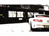 TINT CLUB LTD - Window Tinting from £59 - Car Wrapping From £599!