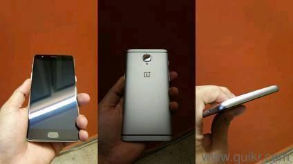 OnePlus 3 - 64GB - Grey - Unlocked
