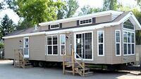 New Trailers For Sale at Country Gardens