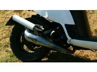 pm tuning 360 pipe for sale ( typhoon, gilera, zip )