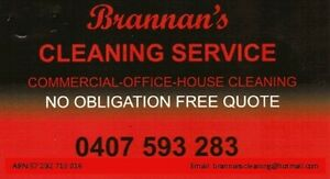 Brannans cleaning Maitland Maitland Area Preview