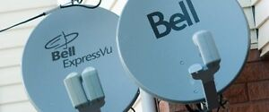 Satellite Dish Installations - BELL /SHAW DIRECT / FTA / DISH /