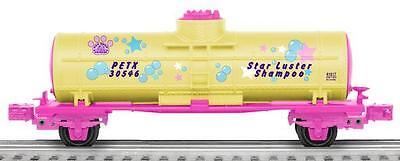 Lionel 6-81617 O Gauge  Pet Shop Single-Dome Tank Car