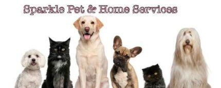 Sparkle Pet & Home Services