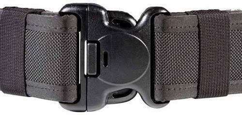 "Bianchi 90062 Black Molded Cop-Lok Replacement Belt Buckle For 2.25"" Belts"