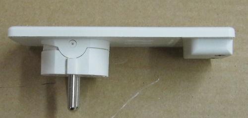 schukostecker flach ebay. Black Bedroom Furniture Sets. Home Design Ideas