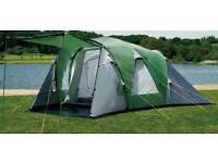 Eurohike conenza 4 man family tent