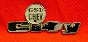 ISO: Pot Metal Edmonton GM Dealer Emblems