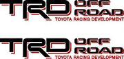 Toyota Tacoma Stickers