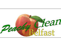 PEACHY CLEAN - specialise in end of tenancy cleans