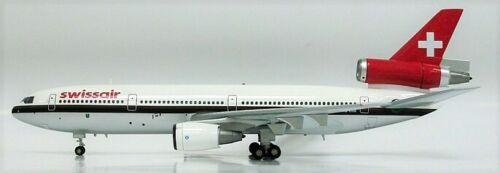 Inflight IFDC100511 Swissair McDonnell Douglas DC-10 HB-IHA Diecast 1/200 Model