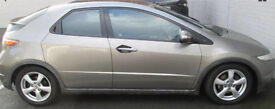 Honda Civic SE I-CTDI 5 door Hatchback only 5200 miles