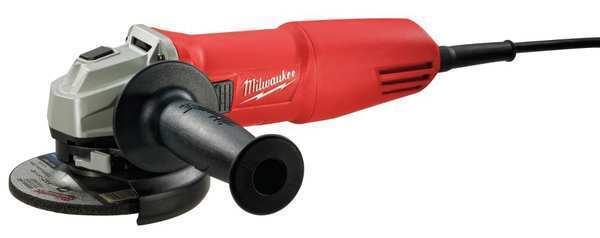 """MILWAUKEE 6130-33 Angle Grinder,4-1/2"""",7 A,11,000 RPM,120V"""