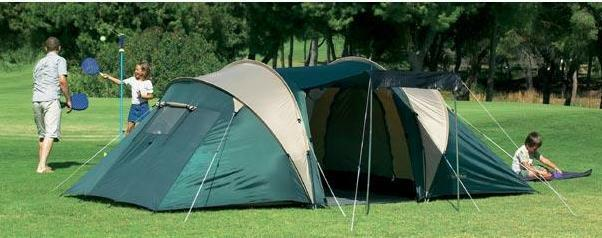 Pro Action 4 Person 2 Room Tent For Sale In Ashford