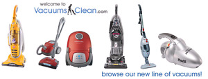 Neckels parts and services needs to fix your vaccum ? Call us
