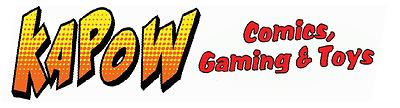 Kapow Comics and Games