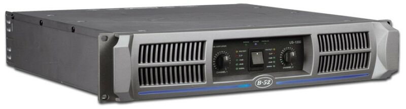 B-52 US-1200 Series Professional Power Amplifier
