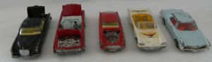 VARIOUS ANTIQUE TOYS