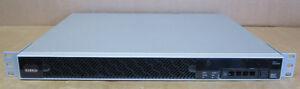 Cisco ASA 5512-X Adaptive Security Appliance 1U 120GB SSD 6 Port