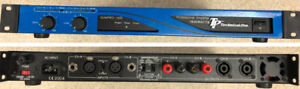 Technical Pro 1600W professional power amplifier w/ warranty$149