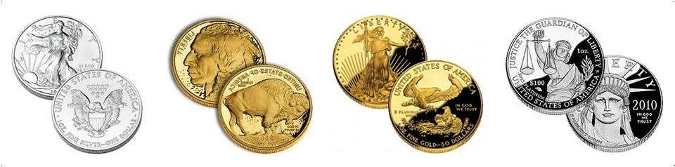 Calvary Coins