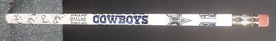 Vintage 1980s NFL Throwback Pencil DALLAS COWBOYS New Unused](Dallas Cowboys Pencils)