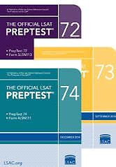LSAT PrepTests 1 through 74!! And explanations!!