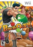 Looking for Punch-Out for Wii