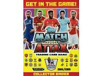 Match attax 2014/2015 and extra