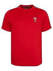 Official Wales Rugby Union T- shirt - NEW - With Tags (£12) - Small Mens