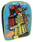 Doctor Who School Bag