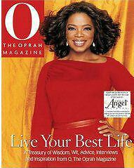 New Hardcover Book  Oprahs Live Your Best Life From The Oprah O Magazine 2005