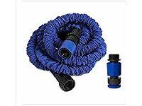 x hose 100 foot = 2x25+1x50 with conectors