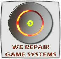 We Repair All Kinds of Video Game Consoles