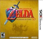 The Legend of Zelda: Ocarina of Time 3D Video Games
