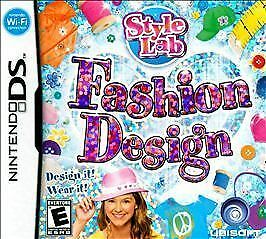 Style Lab Fashion Design Nintendo DS New Factory Sealed