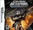 Star Wars: Battlefront Nintendo DS Video Games