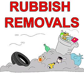 Rubbish Removal/Green Garden waste/Household items Removal
