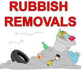 RUBBISH REMOVALS FREE QUOTE ALL AREAS Sydney City Inner Sydney Preview