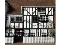 Restaurant Waiting Staff (Part - Time) for Award Winning AA Rosette Restaurant