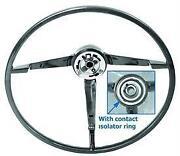 1966 Mustang Steering Wheel