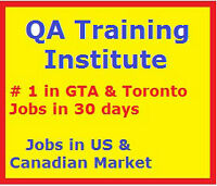 QA Job oriented training, Resume Preparation, 100% Placement.