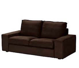Ikea KIVIK PART Cover Set for 2 Cover two-seat sofa - BOXED NEVER USED