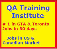 QA Job oriented training, 100% success